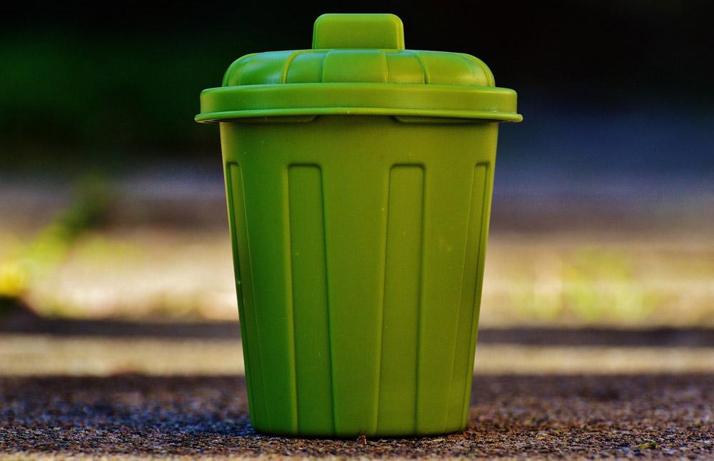 Qué echar en cada cubo de basura