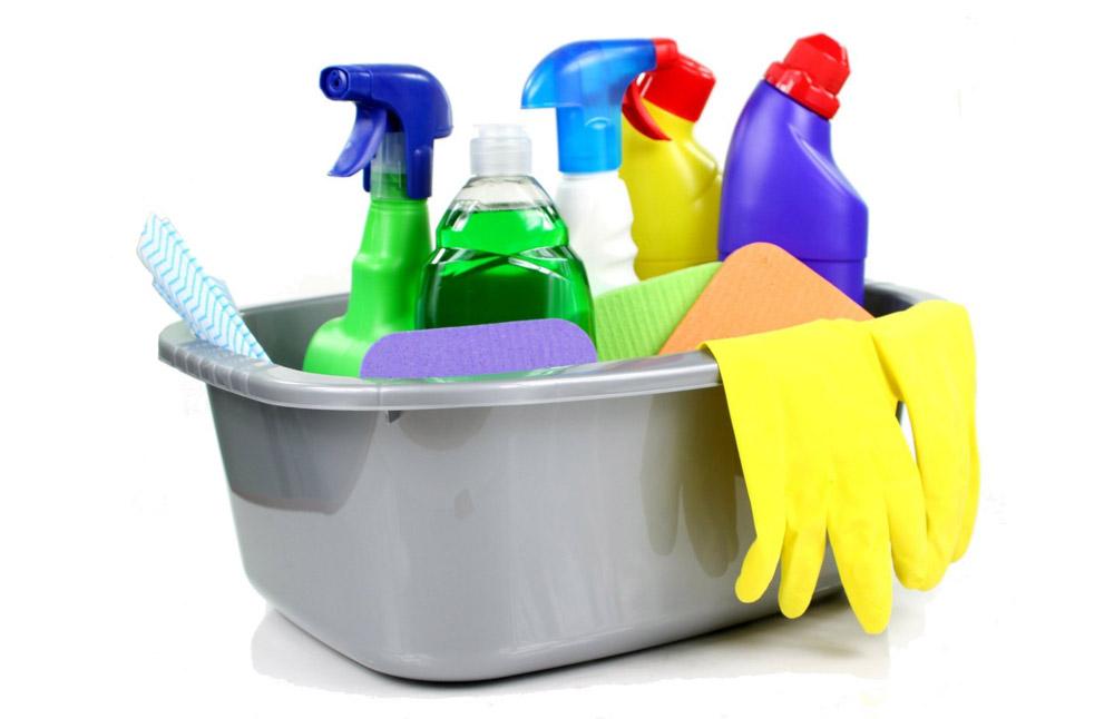 limpieza en comunidad de vecinos