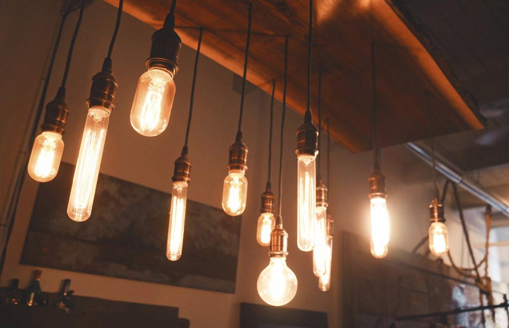 Bombillas para ahorra energía